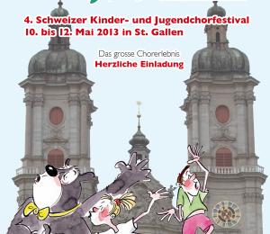 Song for Pleasure am 4. Schweizer Kinder– und Jugendchorfestival
