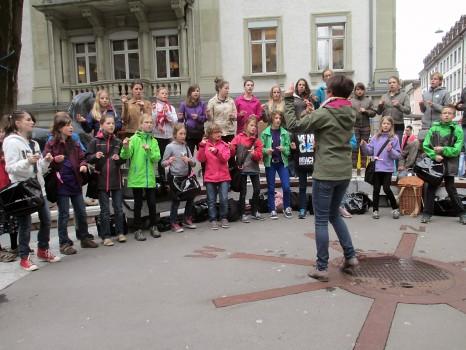 4. Schweizer Kinder– und Jugendchorfestival
