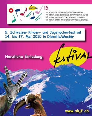 5. Schweizer Kinder- und Jugendchorfestival, 2015