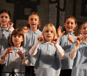 Singen macht glücklich, gesund und clever!